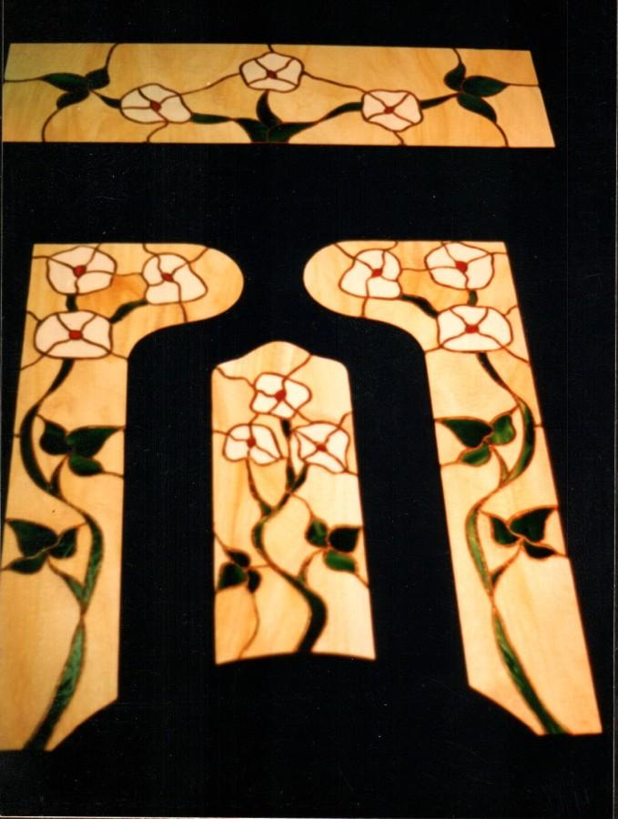 tiffany üveg 020